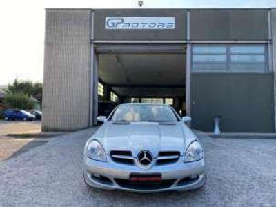 usata Mercedes SLK200 kompressor STUPENDA ! SOLO 87000KM ! Benzina
