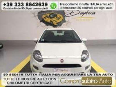 usata Fiat Punto 1.4 8V 3 porte Natural Power Virgin Radio Benzina/Metano