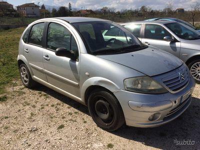 usata Citroën C3 Diesel iniettori rotti