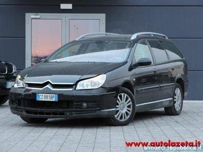 brugt Citroën C5 2.0 HDi 138CV aut. FAP SW Exclusive