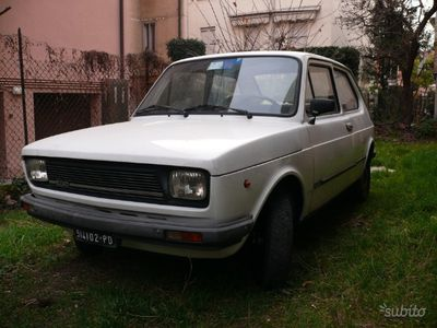 second-hand Fiat 127 gpl