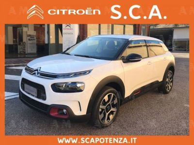 usata Citroën C4 Cactus BlueHDi 100 S&S Feel nuova a Potenza