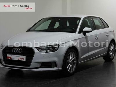 usata Audi A3 Sportback 1.6 tdi Sport 110cv s-tronic