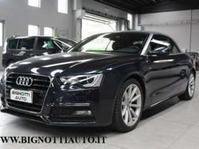 usata Audi A5 Cabriolet 2.0 S-LINE multitronic Business Plus rif. 14061868