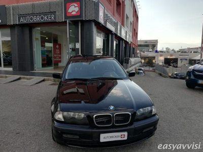 begagnad BMW 320 d turbodiesel cat 4 porte