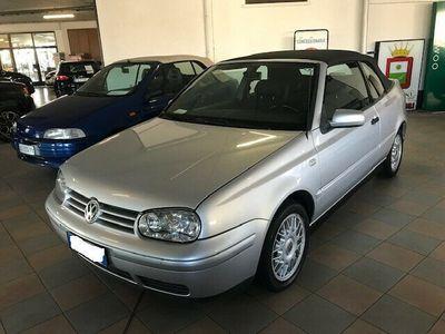 usata VW Golf Cabriolet Diesel / 143.000 Km