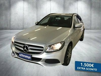 usata Mercedes 180 Classe C SW C SW(BT) Executive auto