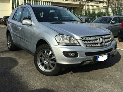 second-hand Mercedes ML320 CDI SPORT CAMBIO AUTOMATICO
