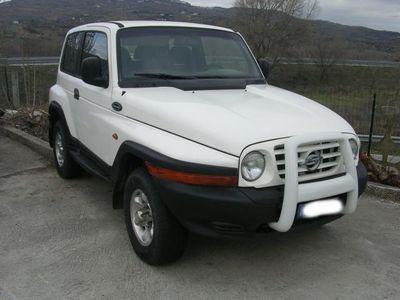 usata Ssangyong Korando 662 2.9 diesel EL