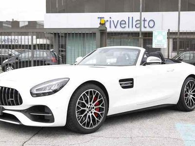 used Mercedes AMG GT Roadster -AMG GT S Roadster