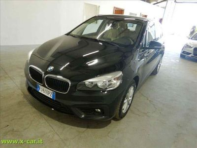 brugt BMW 218 d ACT.TOURER ADVANTAGE AUTO-PELLE-NAVI