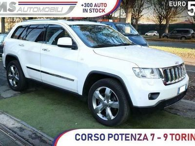 usata Jeep Grand Cherokee 3.0 CRD 241 CV Limited 4x4 tetto apribile