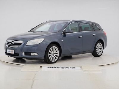 brugt Opel Insignia Station Wagon CDTI 160CV Sports aut. Cosmo del 2009 usata a Settimo Torinese