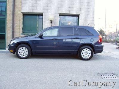 usata Chrysler Pacifica GPL BRC 4x4 AUT. BOMBOLA GPL 92 LITRI
