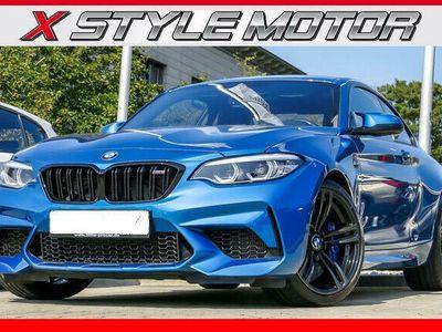 """usata BMW M2 Coupé Competition-Navi pro-19""""-led-Harmann"""
