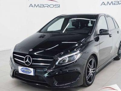 używany Mercedes B200 d Automatic 4Matic Premium