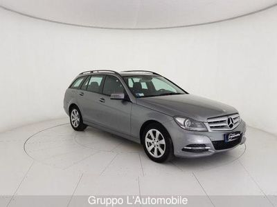używany Mercedes C200 - W204 2011 SW SW cdi (BE) Executive