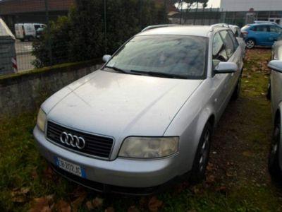 usata Audi A6 1ª serie 2.5 V6 TDI/180 CV cat Avant quattro