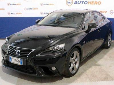 usata Lexus IS220d hybrid luxury consegna gratis a casa-compra online