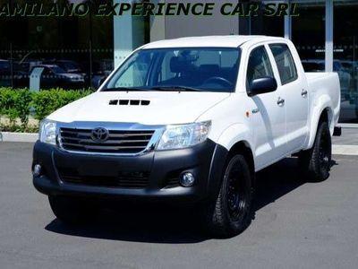 usata Toyota HiLux 2.5 D-4D 4WD 4p. DC N1 - OCCASIONE - PRONTA C rif. 11532667