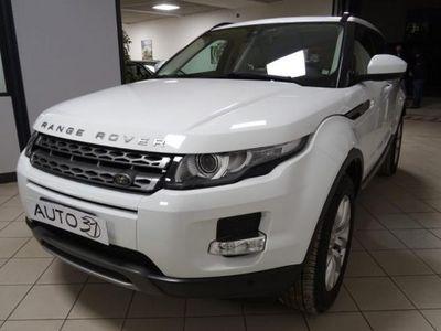 usado Land Rover Range Rover evoque 2.2 TD4 5p. Pure - KM CERTIFICATI UFF.