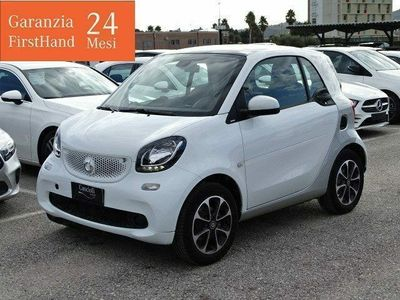 usata Smart ForTwo Coupé 70 1.0 twinamic Passion