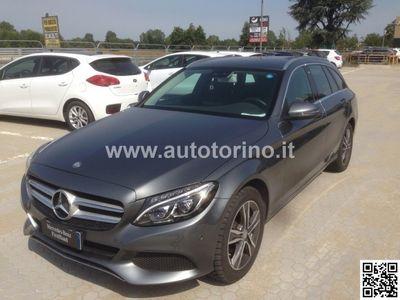 gebraucht Mercedes 220 CLASSE C SW C SWd (BT) Sport auto