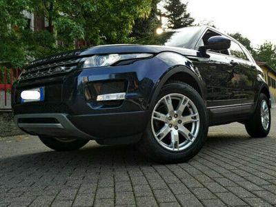 usata Land Rover Range Rover evoque 2.2 TD4 5p. Pure Tech Pack Launch Editio
