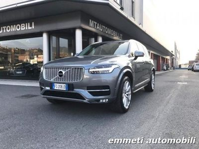 used Volvo XC90 D5 AWD Geartronic Inscription