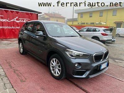 usata BMW X1 xDrive20d Business Automatica