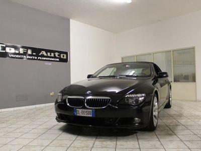 usata BMW 650 Cabriolet Serie 6 (E63/E64) cat M-SPORT