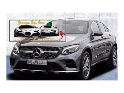 usata Mercedes GLC220 Led Coupé 220d 4matic Amg Linea Usato