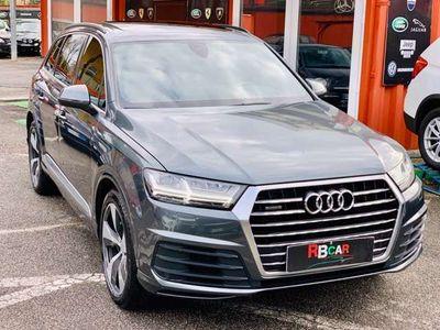 usata Audi Q7 S-LINE/7 POSTI/TETTO/STRAFULL/RATE/PERMUTE