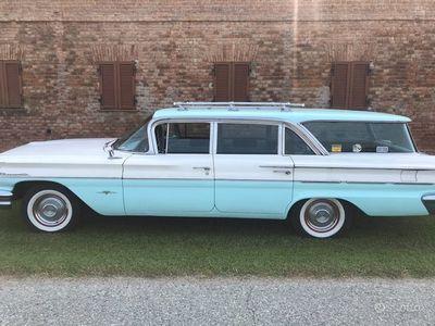 usata Pontiac Bonneville Safari V8 epoca