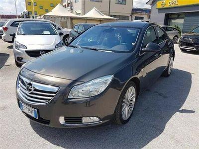 usata Opel Insignia 2.0 CDTI 160CV 4 porte AUTOMATICA COSMO