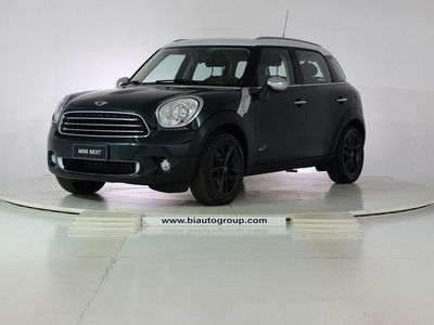 brugt Mini Cooper D Countryman 1.6 Countryman ALL4 del 2014 usata a Settimo Torinese
