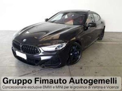 usata BMW M850 i xDrive Gran Coupé Aut. Benzina