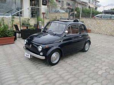 usata Fiat 500 700i cat Soleil Benzina