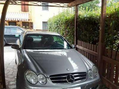 usata Mercedes CLK220