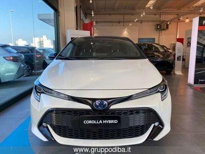 usata Toyota Corolla 3P - 5P - SW 2.0H 5P STYLE MY19