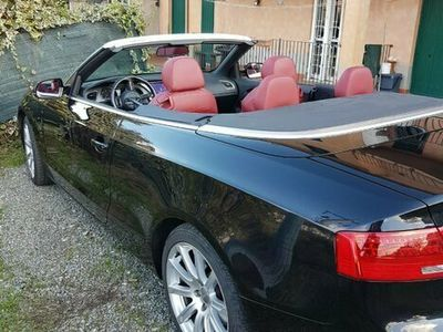 usata Audi A5 Cabriolet A5 2.0 TDI 177 CV mult. S line edition