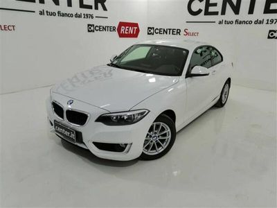 usata BMW 218 d Coupe