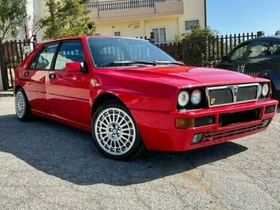 usata Lancia Delta 2.0i.e. turbo 16V HF integrale Evo