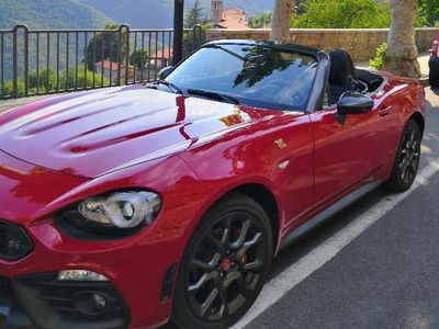 usata Abarth 124 Spider 1.4 Turbo MultiAir 170 CV