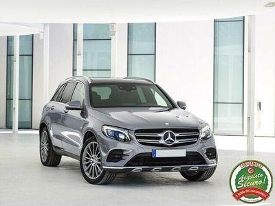 usata Mercedes GLC250 d 4Matic Premium Uniproprietario Navi Led AMG Li