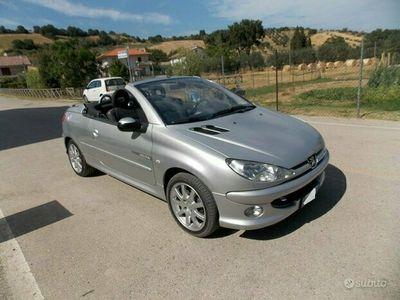 usata Peugeot 206 CC 1.6 HDI Km 115.000 - 2005