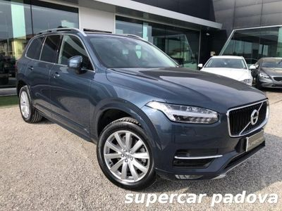 brugt Volvo XC90 D5 AWD Geartronic 7 posti Business Plus