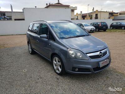 usata Opel Zafira 1.9cdti garantita 12m perfetta