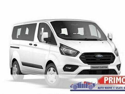 usata Ford Custom TransitKombi 2.0 TDCi 105 mHEV L1 320 9-Sitze. Klima. DAB