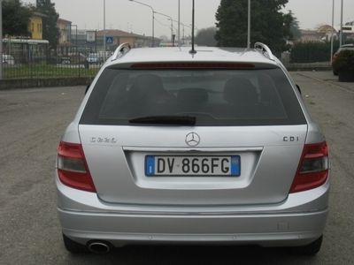 usata Mercedes C220 CDI S.W. BlueEFFICIENCY Avantgarde Rovato